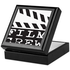 Film Crew Keepsake Box