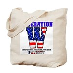 Generation W Tote Bag