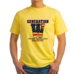 Generation W Yellow T-Shirt