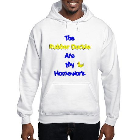 Homework Excuse Hooded Sweatshirt
