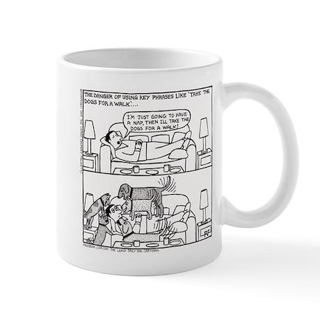 Afternoon Nap - Mug