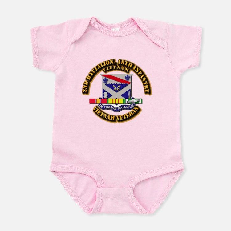 18Th Infantry Regiment 18th Infantry Regiment Baby Clothes
