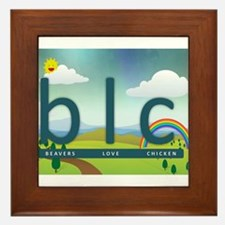 blc1 Framed Tile