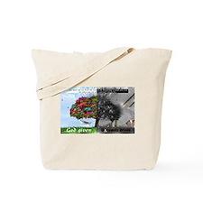 God Given Monsanto Driven Tote Bag