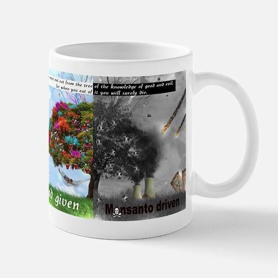 God Given Monsanto Driven Mug