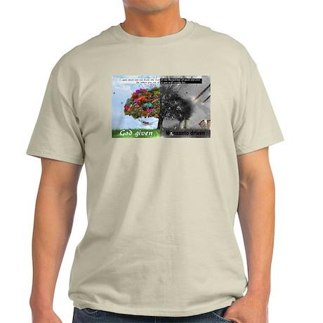 God Given Monsanto Driven T-Shirt
