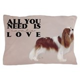 Cavalier king charles pillow case Bedroom Décor