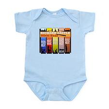 Castle Nikki Heat Infant Bodysuit
