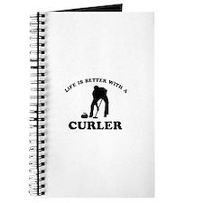 Curler vector designs Journal