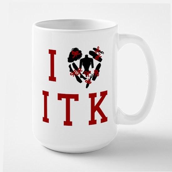 Dexter I Love ITK Mug