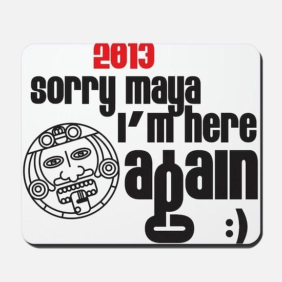 Maya Mousepad