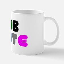 GOB SHITE! Small Mug