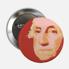 "George Washington 2.25"" Button"
