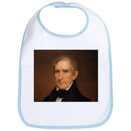 William Henry Harrison Bib
