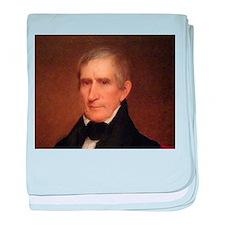 William Henry Harrison Infant Blanket