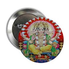 Ganesh Buttons (10 pack)