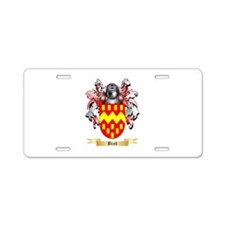 Brett Aluminum License Plate