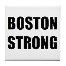 BOSTON STRONG Tile Coaster