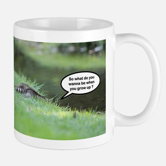 What do you want to be when you grow up Mug