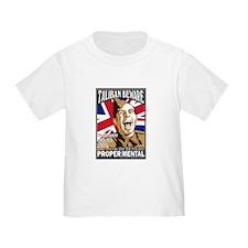 ARMY - Proper Mental.png T-Shirt