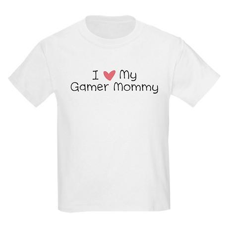 I Love My Gamer Mom T-Shirt