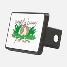 Personalized Snuggle Bunny Hitch Cover