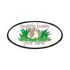 Personalized Snuggle Bunny Patches