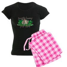 Personalized Snuggle Bunny Pajamas