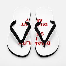 Disability Flip Flops