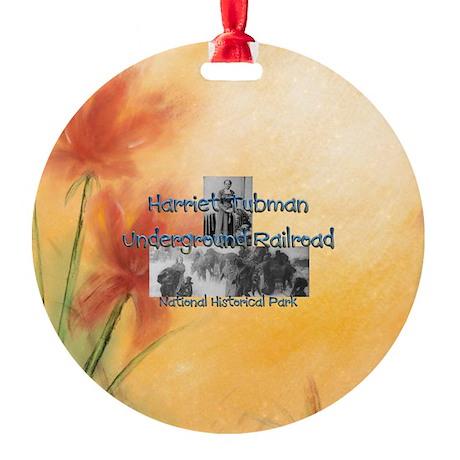 ABH Harriet Tubman NM Round Ornament