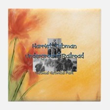 ABH Harriet Tubman NM Tile Coaster