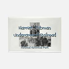 ABH Harriet Tubman NM Rectangle Magnet