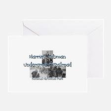ABH Harriet Tubman NM Greeting Card