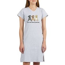 Just One Lab Women's Nightshirt