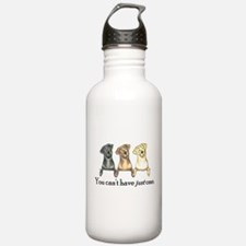 Just One Lab Water Bottle