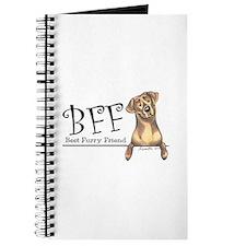 Chocolate Lab BFF Journal