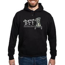Black Lab BFF Hoodie