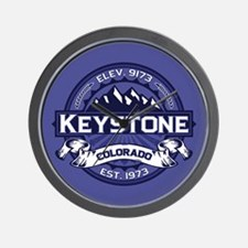 Keystone Midnight Wall Clock