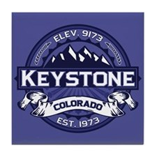 Keystone Midnight Tile Coaster