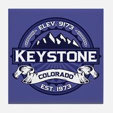 Keystone Midnight Tile Coaster