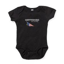 ABH Gettysburg Baby Bodysuit