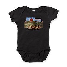 ABH Chancellorsville Baby Bodysuit