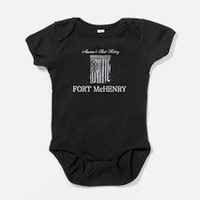 ABH Fort McHenry Baby Bodysuit
