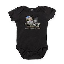 ABH San Antonio Missions Baby Bodysuit