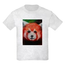 Kids Red Panda T-Shirt