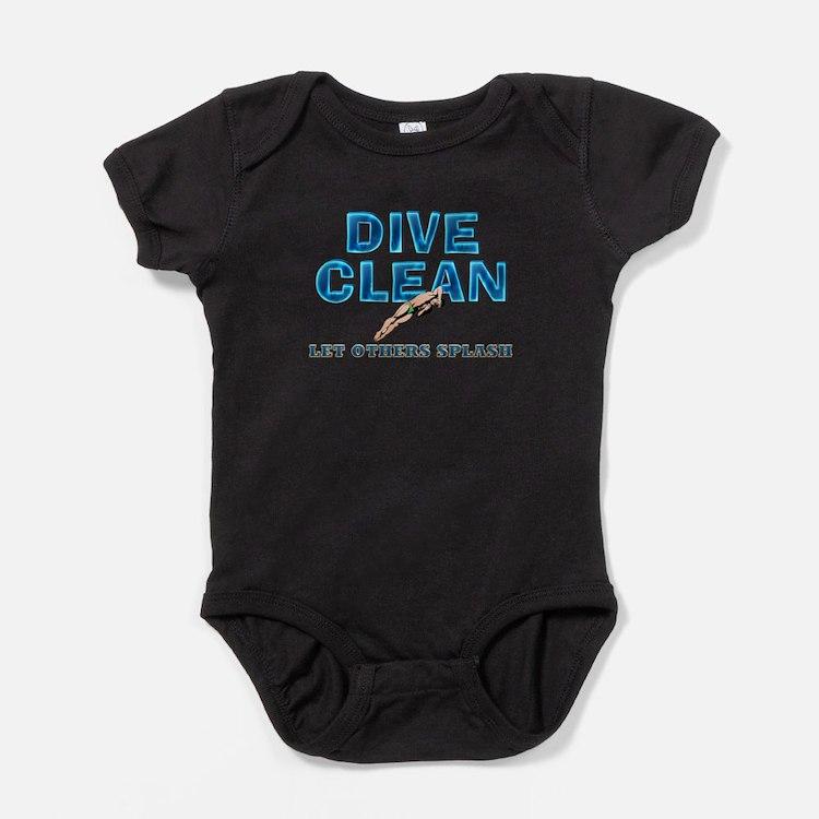 Dive Clean Baby Bodysuit