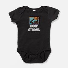 TOP Hoop Strong Baby Bodysuit