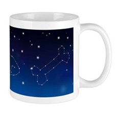Corgi Constellation Mug
