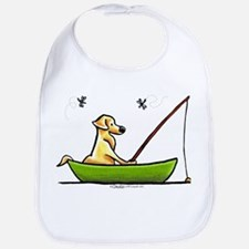 Yellow Lab Fishing Bib