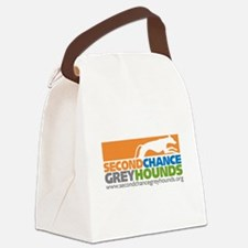 Funny Chance Canvas Lunch Bag